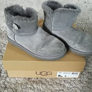 UGG Bailey Button Bling Constellation